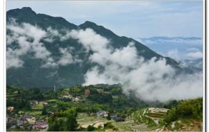【云和图片】浙西南——下涯 大柯 独山 南尖岩 云和 鼎峰湖