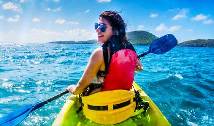 【海上奇观】泰国普吉岛攀牙湾中文一日游(皮划艇