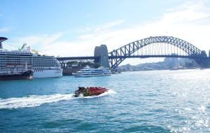 【悉尼图片】2015悉尼灯光节:新州到昆州