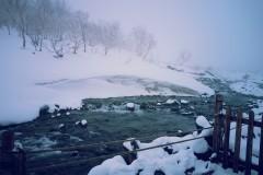 五月的长白山——冰封的天池