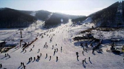 洛阳木札岭速龙滑雪场门票