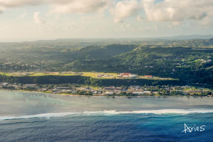 这座被太平洋环绕的岛屿