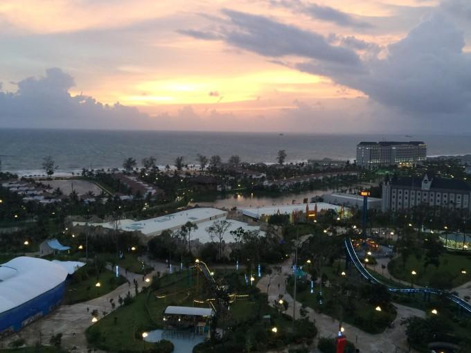 越南珍珠岛的五日休闲游