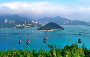 【离岛图片】2015年12月香港两天游(香港海洋公园&南丫岛)
