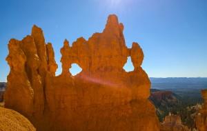 【锡安国家公园图片】摄影之旅•黄石国家公园+大峡谷主题公园畅玩(13)布莱斯峡谷,锡安国家公园-我的世界旅之梦系列