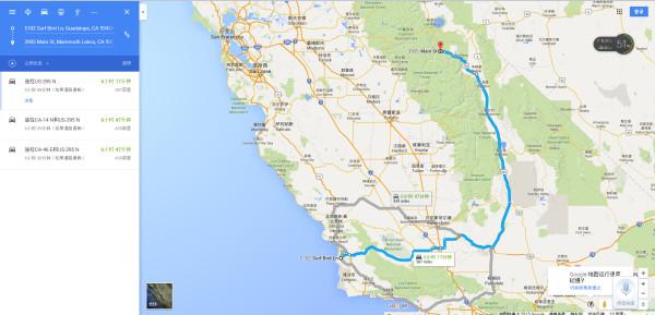 天风独步 - 难忘的美国西海岸20天自驾游