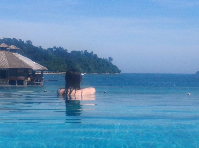 马来西亚:第二次旅行---沙巴-浪里个浪