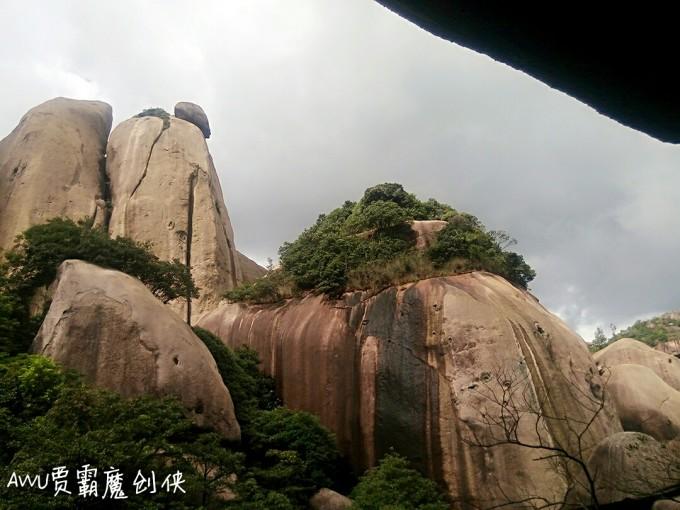 乌山风景区--闽南革命根据地地委机关