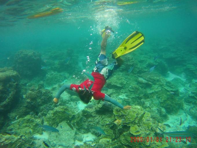 浪里个浪,浪里个浪!马来西亚热浪岛,浪中岛双岛游