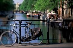 荷兰人的骑行生活