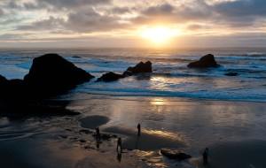 【俄勒冈州图片】被遗忘的海岸线 - 美西俄勒冈州(Oregon)