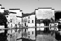 2016-11 我的黄山(徽州)之旅第三篇——皖南古村(宏村 西递 南屏)