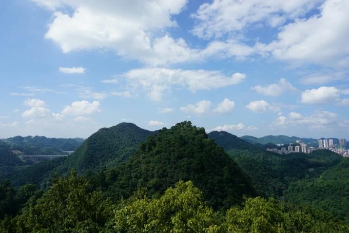 山、泉、湖、洞同聚于此,林、鸟、猴、寺共处一园——贵阳黔灵山公园 !