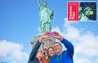 30秒出票 纽约探索者通票 New York Explorer Pass(1年有效 扫码进入 帝国大厦·自由女神·大都会博物馆·洛克菲勒中心)