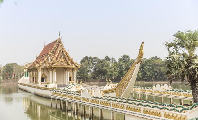 非著名景點打卡偏執狂的自我救贖 — 泰國伊森地區行記 64