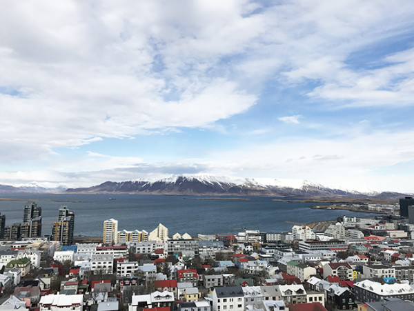 當一個冰島的浪蕩游民