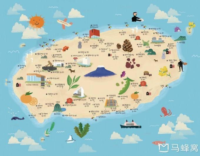 济州岛人口_2018济州岛实用路线 新 ,一个人的济州岛