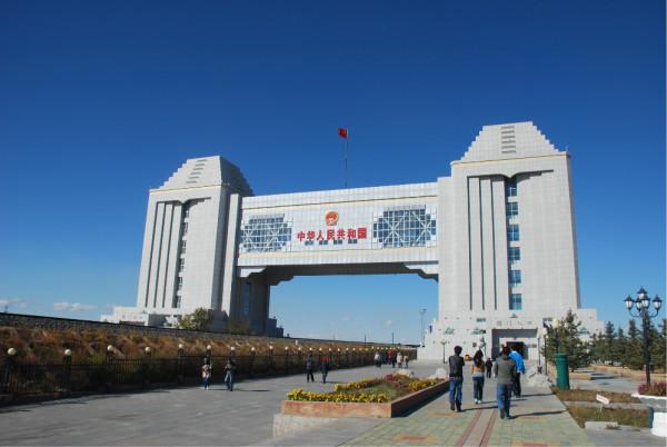 撞上最美的秋-北京自驾阿尔山满...