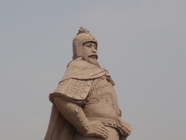 四战之地 - 西部落叶 - 《西部落叶》· 余文博客