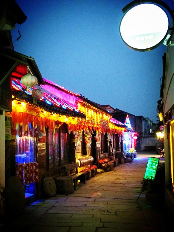 杭州 上海 苏州/客栈老板送了许愿灯,写上愿望点燃蜡烛放到