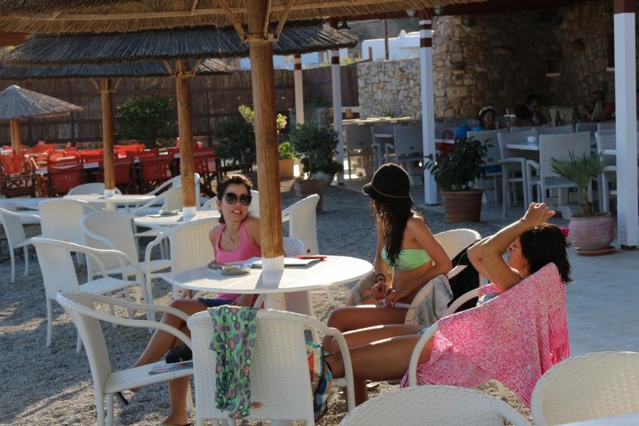 天体海滩美女_令人血脉喷张的希腊天体浴场 - 蚂蜂窝