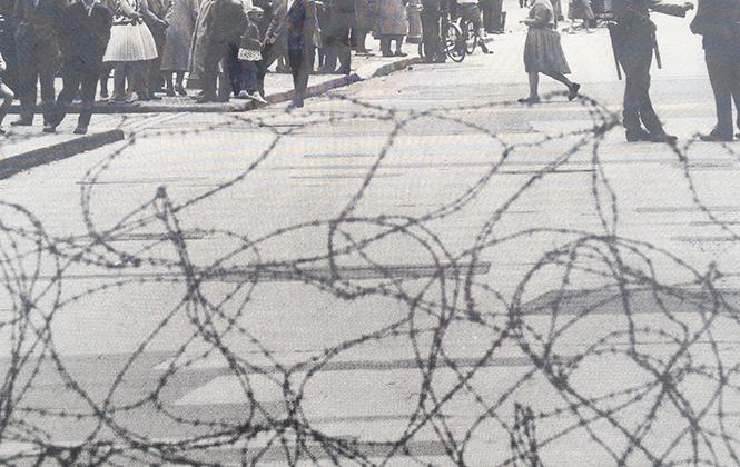 柏林墙,隔住和隔不住的