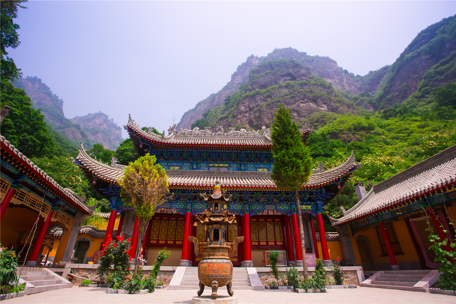 Gansu Mount Kongtong