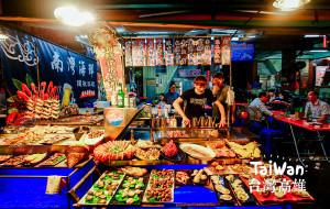 台湾美食-高雄六合夜市