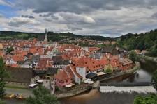 欧洲最美小镇-Cesky Krumlov
