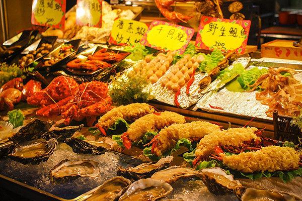 台湾六大夜市最好吃的在这里 - gh9144 - 心想事成的博客