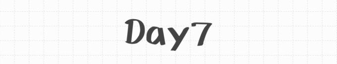 第七天-回京