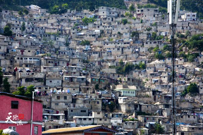 美洲 海地共和国首都 太子港市 - 西部落叶 - 《西部落叶》· 余文博客